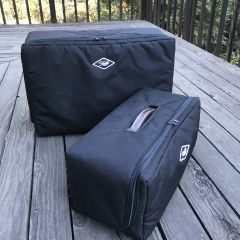 Photo of Regular Clamshell Gig Bag Closed