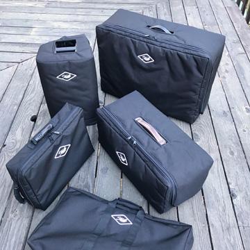 Clamshell Gig bags